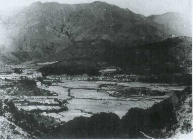 1960年代的蓮蔴坑村